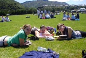 High-School-Neuseeland-upperhutt